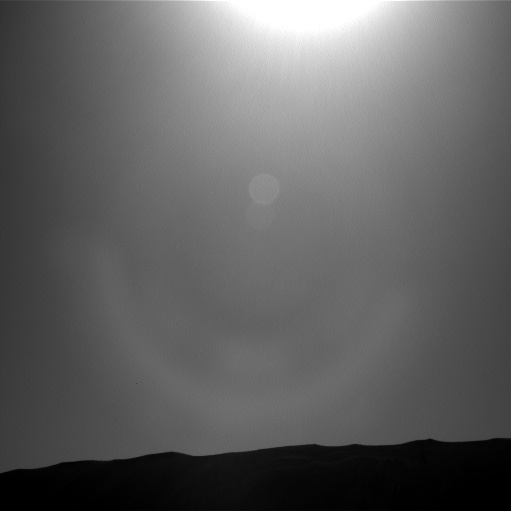 Nasa's Mars rover Curiosity acquired this image using its Left Navigation Camera on Sol 1201, at drive 0, site number 52