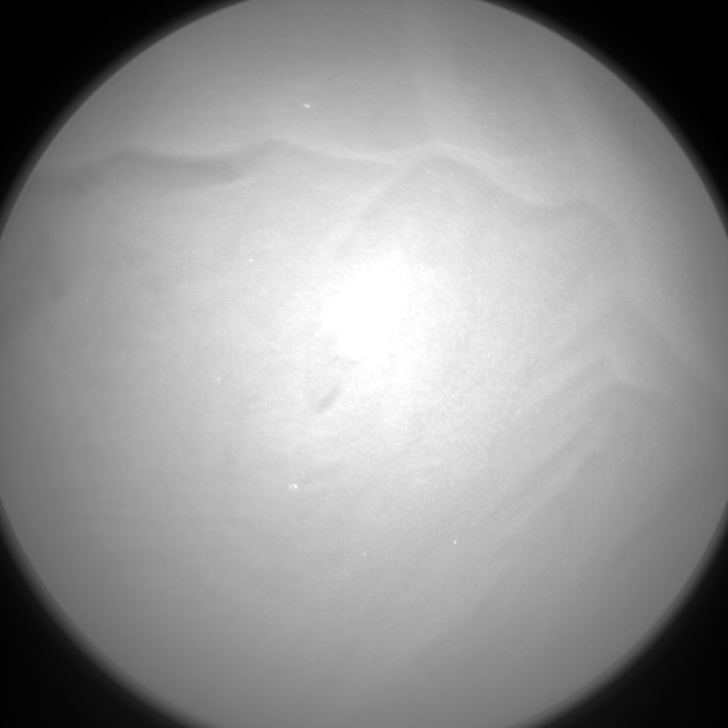 Nasa's Mars rover Curiosity acquired this image using its Chemistry & Camera (ChemCam) on Sol 1202, at drive 0, site number 52