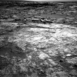 Nasa's Mars rover Curiosity acquired this image using its Left Navigation Camera on Sol 1215, at drive 586, site number 52