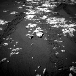 Nasa's Mars rover Curiosity acquired this image using its Right Navigation Camera on Sol 1215, at drive 268, site number 52