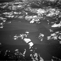Nasa's Mars rover Curiosity acquired this image using its Right Navigation Camera on Sol 1215, at drive 316, site number 52