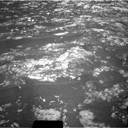 Nasa's Mars rover Curiosity acquired this image using its Right Navigation Camera on Sol 1215, at drive 388, site number 52