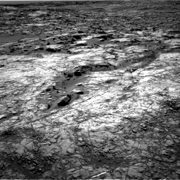 Nasa's Mars rover Curiosity acquired this image using its Right Navigation Camera on Sol 1215, at drive 598, site number 52