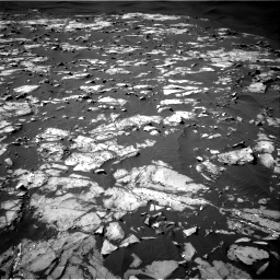 Nasa's Mars rover Curiosity acquired this image using its Right Navigation Camera on Sol 1216, at drive 830, site number 52