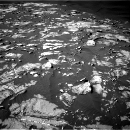 Nasa's Mars rover Curiosity acquired this image using its Right Navigation Camera on Sol 1216, at drive 842, site number 52