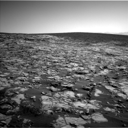 Nasa's Mars rover Curiosity acquired this image using its Left Navigation Camera on Sol 1221, at drive 1080, site number 52