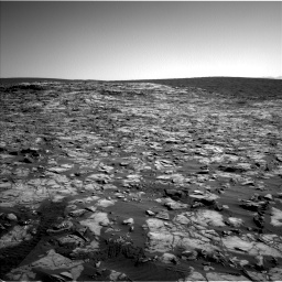 Nasa's Mars rover Curiosity acquired this image using its Left Navigation Camera on Sol 1221, at drive 1144, site number 52