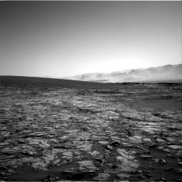Nasa's Mars rover Curiosity acquired this image using its Right Navigation Camera on Sol 1221, at drive 942, site number 52