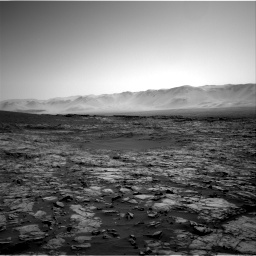 Nasa's Mars rover Curiosity acquired this image using its Right Navigation Camera on Sol 1221, at drive 948, site number 52