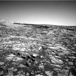 Nasa's Mars rover Curiosity acquired this image using its Right Navigation Camera on Sol 1221, at drive 960, site number 52