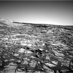 Nasa's Mars rover Curiosity acquired this image using its Right Navigation Camera on Sol 1221, at drive 966, site number 52