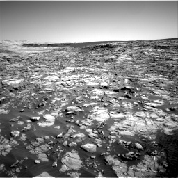 Nasa's Mars rover Curiosity acquired this image using its Right Navigation Camera on Sol 1221, at drive 984, site number 52
