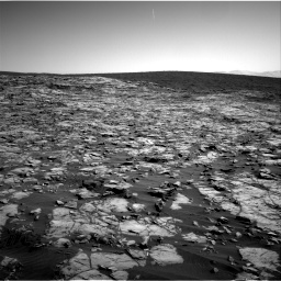 Nasa's Mars rover Curiosity acquired this image using its Right Navigation Camera on Sol 1221, at drive 1086, site number 52