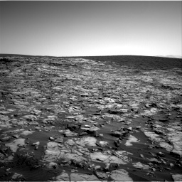 Nasa's Mars rover Curiosity acquired this image using its Right Navigation Camera on Sol 1221, at drive 1132, site number 52