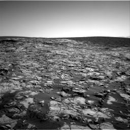 Nasa's Mars rover Curiosity acquired this image using its Right Navigation Camera on Sol 1221, at drive 1138, site number 52
