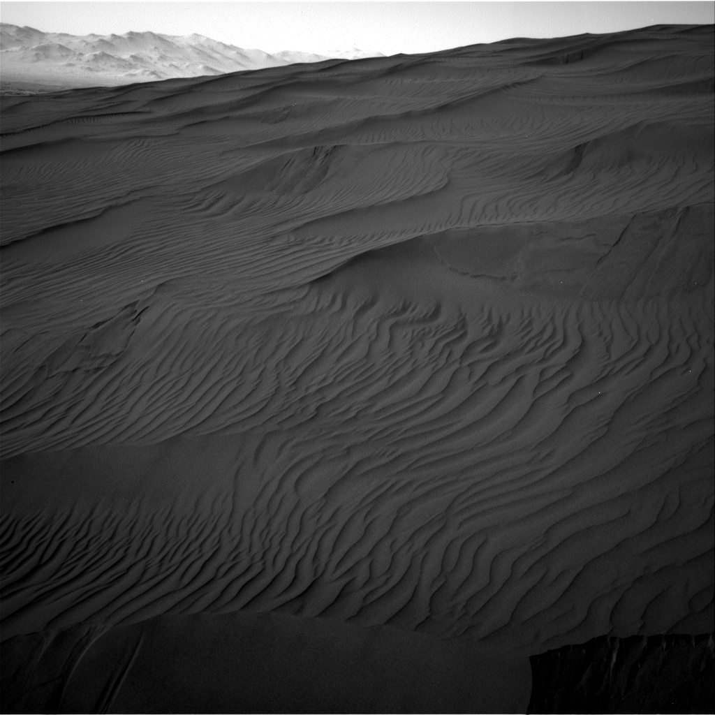Nasa's Mars rover Curiosity acquired this image using its Right Navigation Camera on Sol 1221, at drive 1162, site number 52