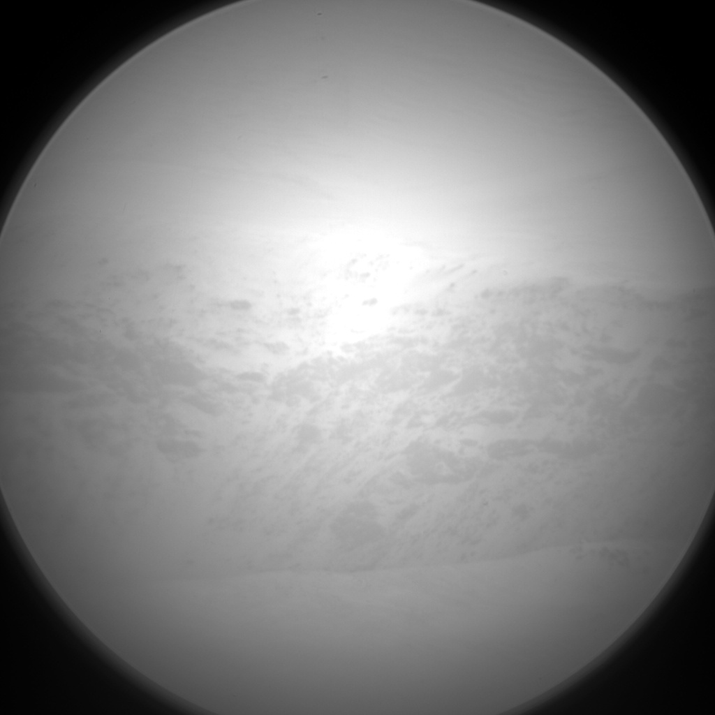 Nasa's Mars rover Curiosity acquired this image using its Chemistry & Camera (ChemCam) on Sol 1222, at drive 1162, site number 52