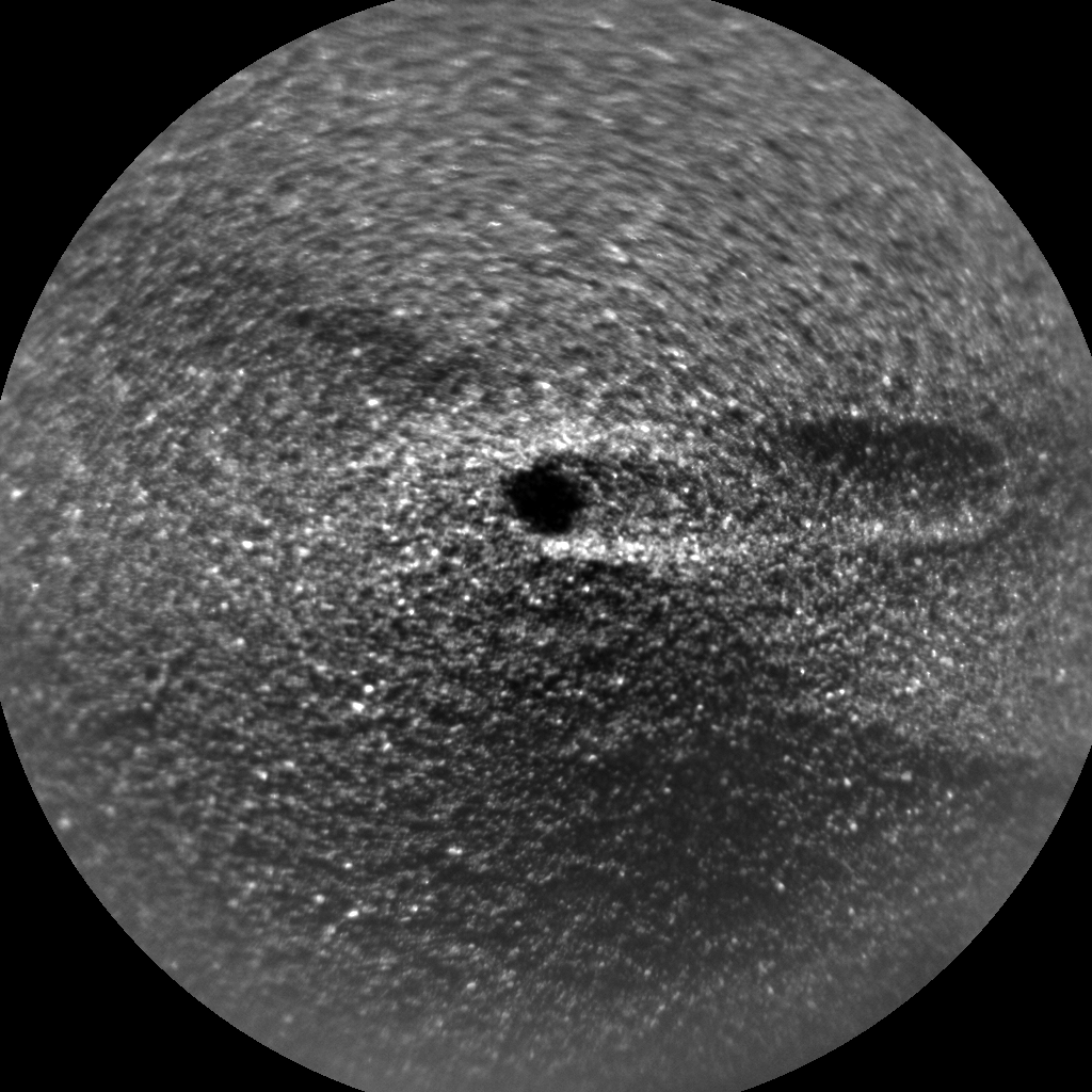 Nasa's Mars rover Curiosity acquired this image using its Chemistry & Camera (ChemCam) on Sol 1229, at drive 1162, site number 52