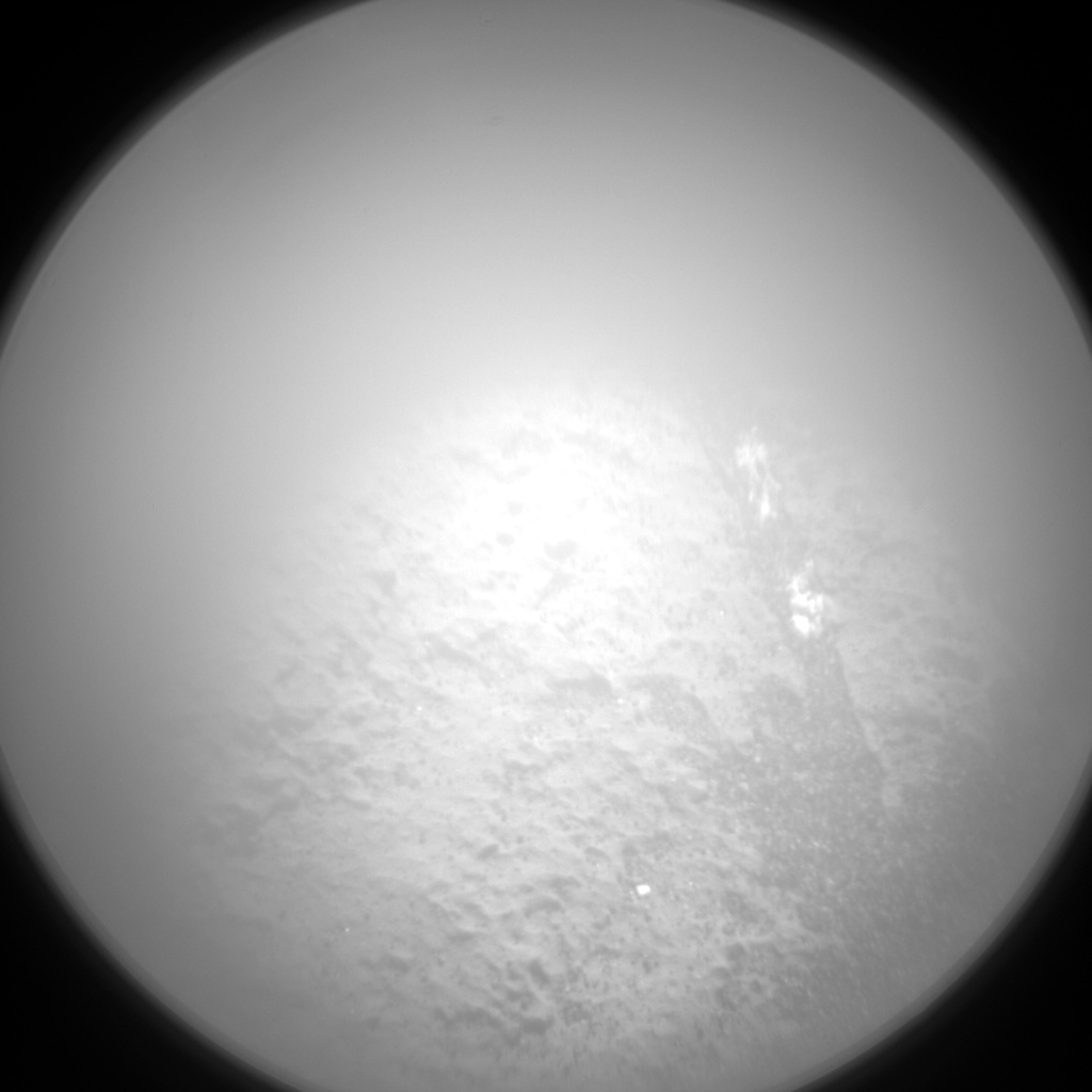 Nasa's Mars rover Curiosity acquired this image using its Chemistry & Camera (ChemCam) on Sol 1235, at drive 1162, site number 52