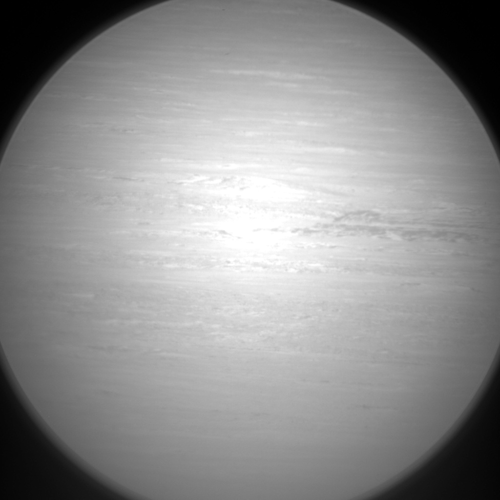 Nasa's Mars rover Curiosity acquired this image using its Chemistry & Camera (ChemCam) on Sol 1237, at drive 1162, site number 52