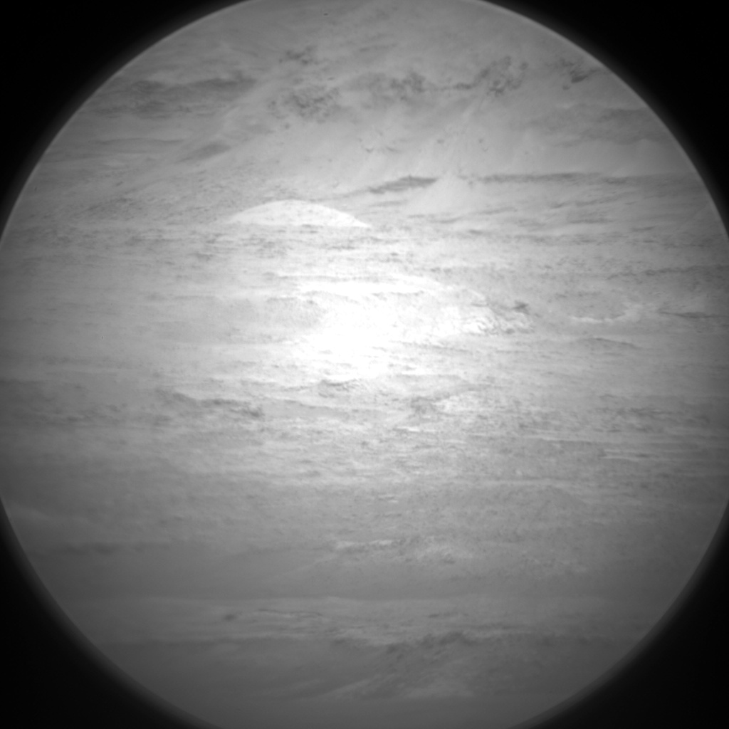 Nasa's Mars rover Curiosity acquired this image using its Chemistry & Camera (ChemCam) on Sol 1240, at drive 1162, site number 52