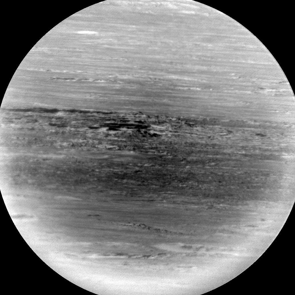 Nasa's Mars rover Curiosity acquired this image using its Chemistry & Camera (ChemCam) on Sol 1241, at drive 1162, site number 52