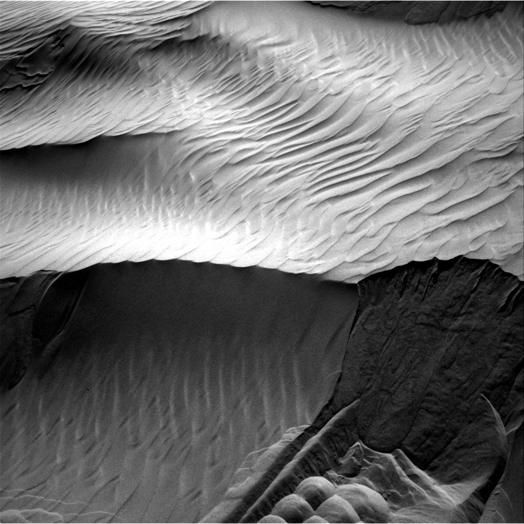 Nasa's Mars rover Curiosity acquired this image using its Right Navigation Camera on Sol 1242, at drive 1162, site number 52