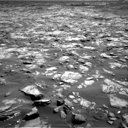 Nasa's Mars rover Curiosity acquired this image using its Right Navigation Camera on Sol 1243, at drive 1258, site number 52