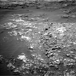 Nasa's Mars rover Curiosity acquired this image using its Left Navigation Camera on Sol 1248, at drive 1628, site number 52