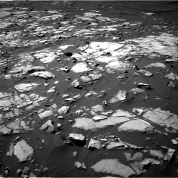 Nasa's Mars rover Curiosity acquired this image using its Right Navigation Camera on Sol 1248, at drive 1436, site number 52