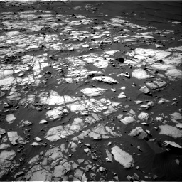Nasa's Mars rover Curiosity acquired this image using its Right Navigation Camera on Sol 1248, at drive 1442, site number 52