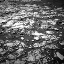 Nasa's Mars rover Curiosity acquired this image using its Right Navigation Camera on Sol 1248, at drive 1454, site number 52