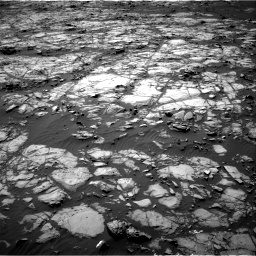 Nasa's Mars rover Curiosity acquired this image using its Right Navigation Camera on Sol 1248, at drive 1466, site number 52