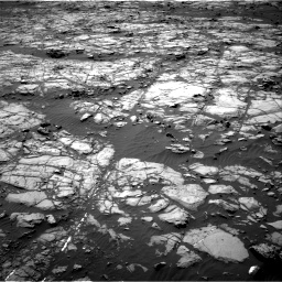 Nasa's Mars rover Curiosity acquired this image using its Right Navigation Camera on Sol 1248, at drive 1472, site number 52