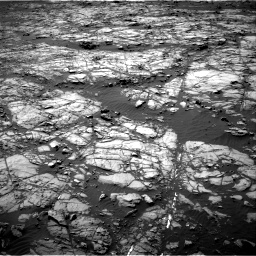 Nasa's Mars rover Curiosity acquired this image using its Right Navigation Camera on Sol 1248, at drive 1478, site number 52