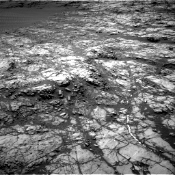 Nasa's Mars rover Curiosity acquired this image using its Right Navigation Camera on Sol 1248, at drive 1496, site number 52