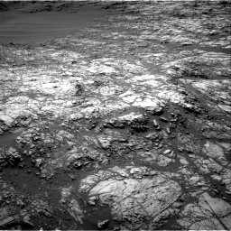 Nasa's Mars rover Curiosity acquired this image using its Right Navigation Camera on Sol 1248, at drive 1502, site number 52