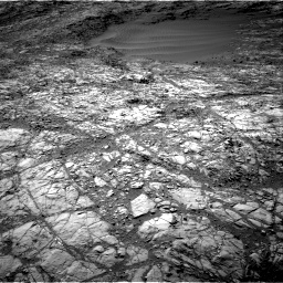 Nasa's Mars rover Curiosity acquired this image using its Right Navigation Camera on Sol 1248, at drive 1532, site number 52