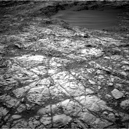 Nasa's Mars rover Curiosity acquired this image using its Right Navigation Camera on Sol 1248, at drive 1538, site number 52