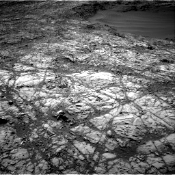 Nasa's Mars rover Curiosity acquired this image using its Right Navigation Camera on Sol 1248, at drive 1544, site number 52
