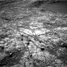 Nasa's Mars rover Curiosity acquired this image using its Right Navigation Camera on Sol 1248, at drive 1556, site number 52