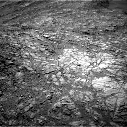 Nasa's Mars rover Curiosity acquired this image using its Right Navigation Camera on Sol 1248, at drive 1574, site number 52
