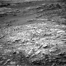Nasa's Mars rover Curiosity acquired this image using its Right Navigation Camera on Sol 1248, at drive 1604, site number 52