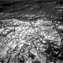 Nasa's Mars rover Curiosity acquired this image using its Right Navigation Camera on Sol 1248, at drive 1658, site number 52
