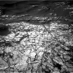 Nasa's Mars rover Curiosity acquired this image using its Right Navigation Camera on Sol 1248, at drive 1664, site number 52