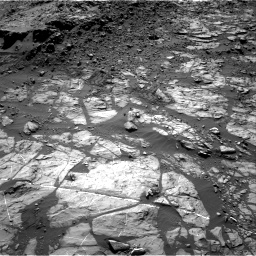 Nasa's Mars rover Curiosity acquired this image using its Right Navigation Camera on Sol 1248, at drive 1712, site number 52
