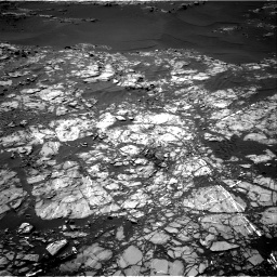 Nasa's Mars rover Curiosity acquired this image using its Right Navigation Camera on Sol 1249, at drive 1752, site number 52