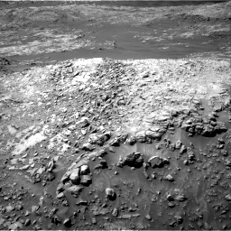 Nasa's Mars rover Curiosity acquired this image using its Right Navigation Camera on Sol 1249, at drive 1848, site number 52