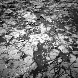 Nasa's Mars rover Curiosity acquired this image using its Right Navigation Camera on Sol 1249, at drive 2148, site number 52