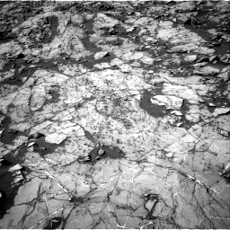 Nasa's Mars rover Curiosity acquired this image using its Right Navigation Camera on Sol 1249, at drive 2160, site number 52